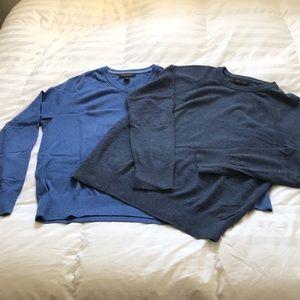 2 Banana Republic Sweaters